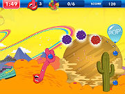 Play Juicy Fruit Flavor Fling game