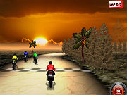 Play 3D Bike Race game