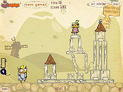 Play Princess Saver game