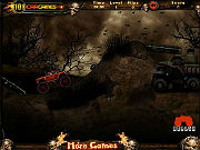 Play Skull Driver game