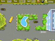Play Park My School Bus game