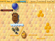 Play Bear vs Bee game