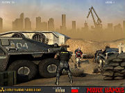 Play Militia Wars game