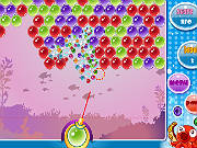 Play Sea Bubbles game