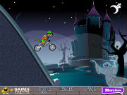 Play Scooby Doo Ride game