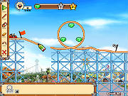 Play Rollercoaster Creator 2 game