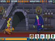 Play Scooby Bag Of Power Potions game