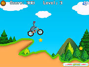 Play Dinosaur Bike Stunt game