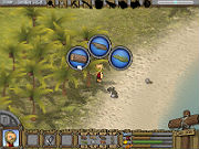 Play Robinson Crusoe: The Game game