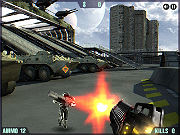 Play Trooper Assassin game