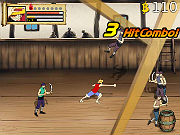 Play One Piece Gallant Fighter game