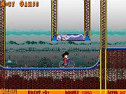 Play Goku Roller Coaster game