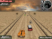 Play 3D La Supercars game