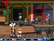 Play Lucky Luke game