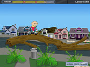 Play Stewie Bike game