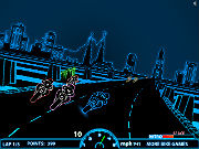 Play 3D Neon Race game