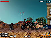 Play ATV Destroyer game