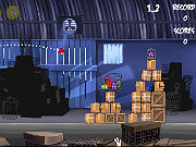 Play Angry Birds Rio game