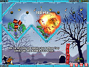 Play Zombies vs Penguins game