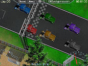 Play Truck Race game
