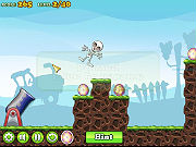 Play Skeleton Launcher game