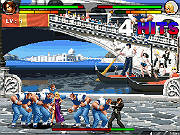 Play KOF Fighting game