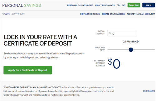 American Express Personal Savings Review | SmartAsset.com