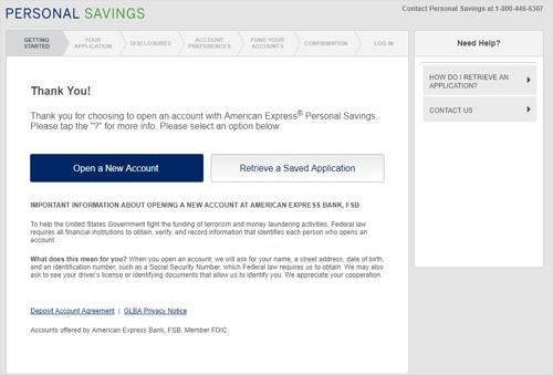 American Express Personal Savings Review | SmartAsset com