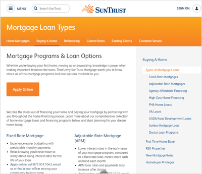 SunTrust Mortgage Review 2019 | SmartAsset com