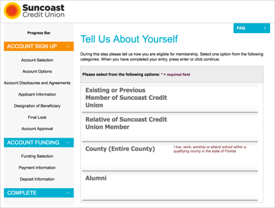 Suncoast Credit Union Customer Service >> Suncoast Credit Union Review Smartasset Com