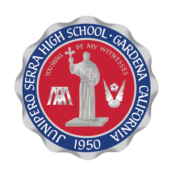 St. serra seal swoosh logos junipero serra high school 02