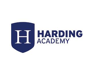 Harding crestlockuplogo horizontal 280