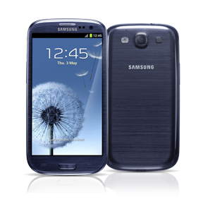 Samsung Galaxy S3 GT-i9300 Metallic Blue