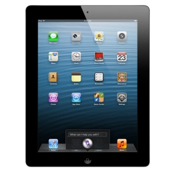 Apple iPad 4 WiFi 32Gb Retina display Black