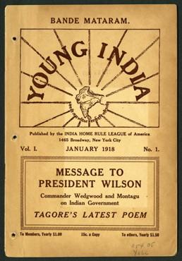 young india newspaper by lala lajpat rai