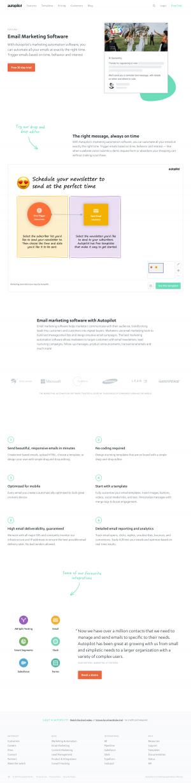 Autopilot - Features page 2