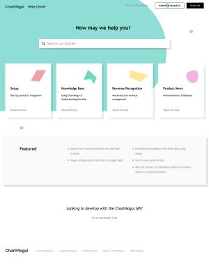 ChartMogul - Support page