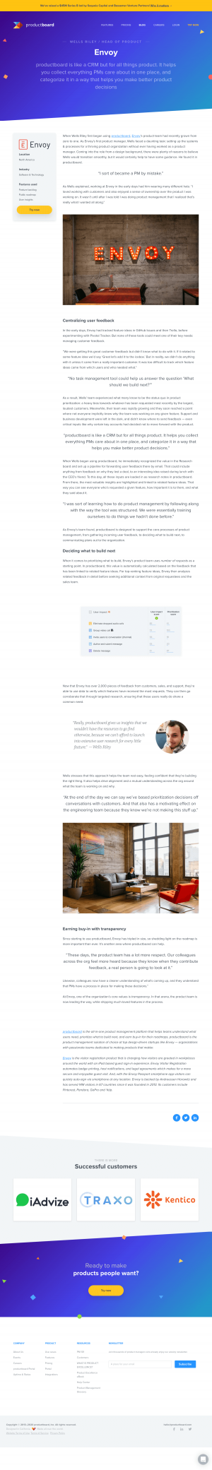 productboard – Customers page 2