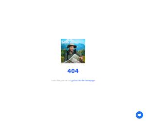 Maze – 404 Error page