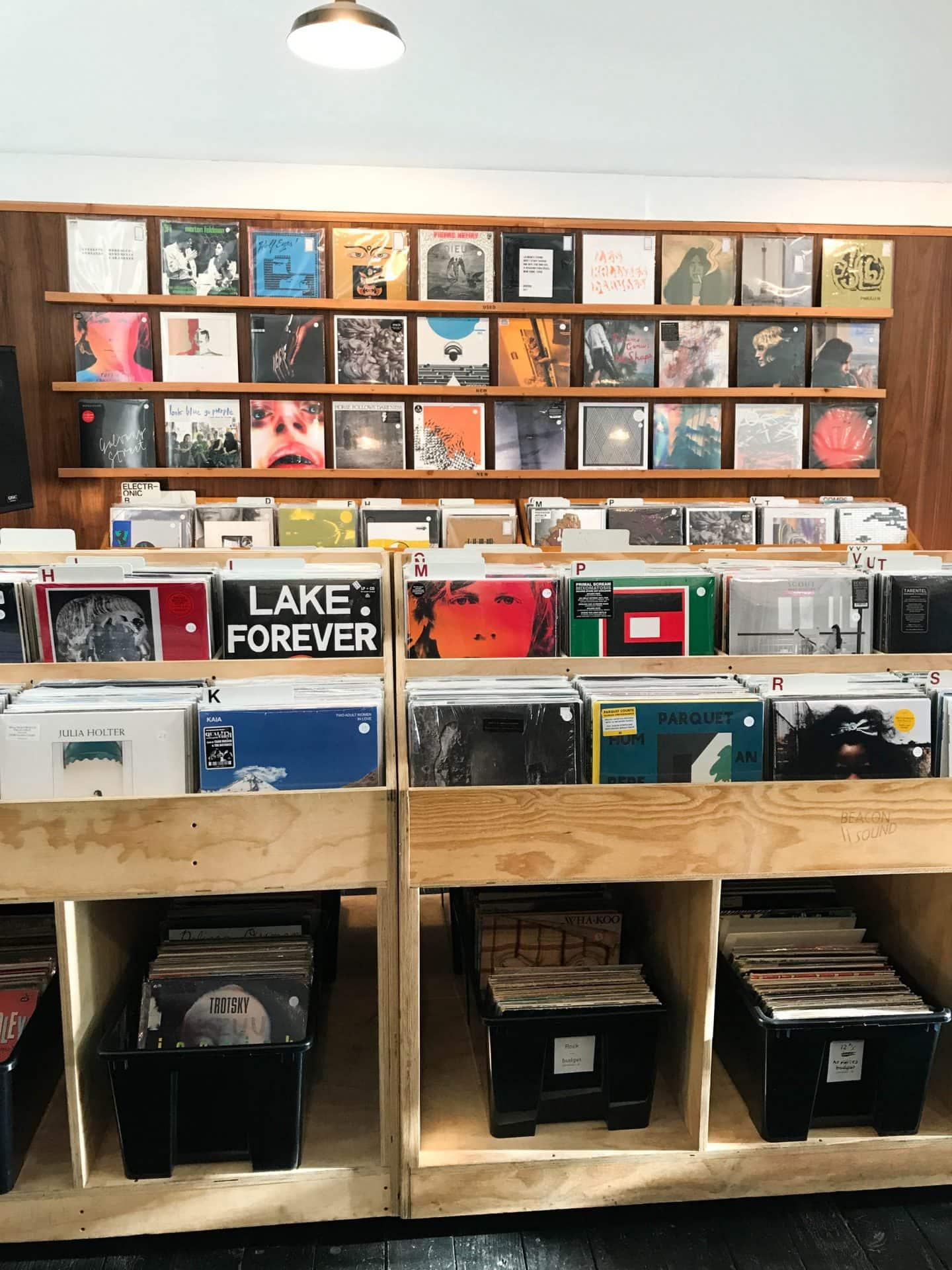 Records Min