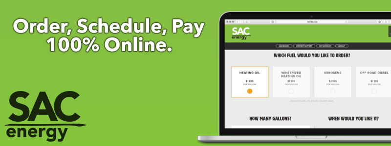 Sac energy order schedule pay all online banner