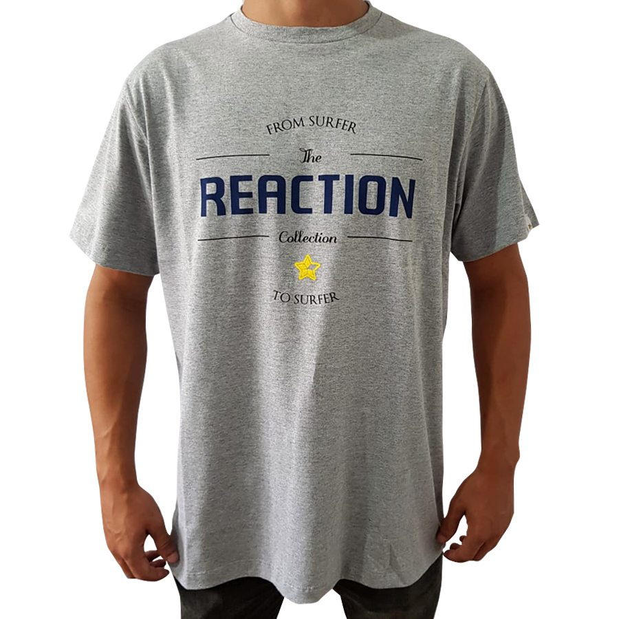 CAMISETA REACTION COLLECTION