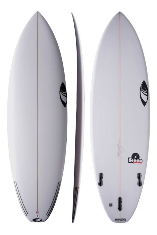 Disco Cheater | Sharp Eye Surfboards