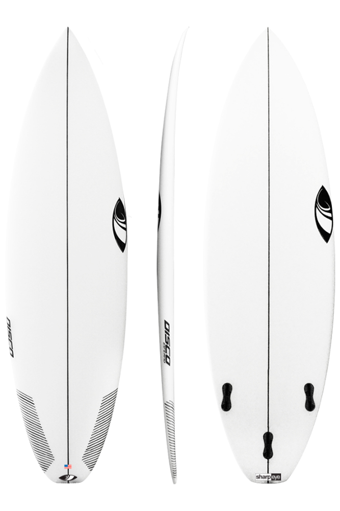 Disco Inferno | Sharp Eye Surfboards