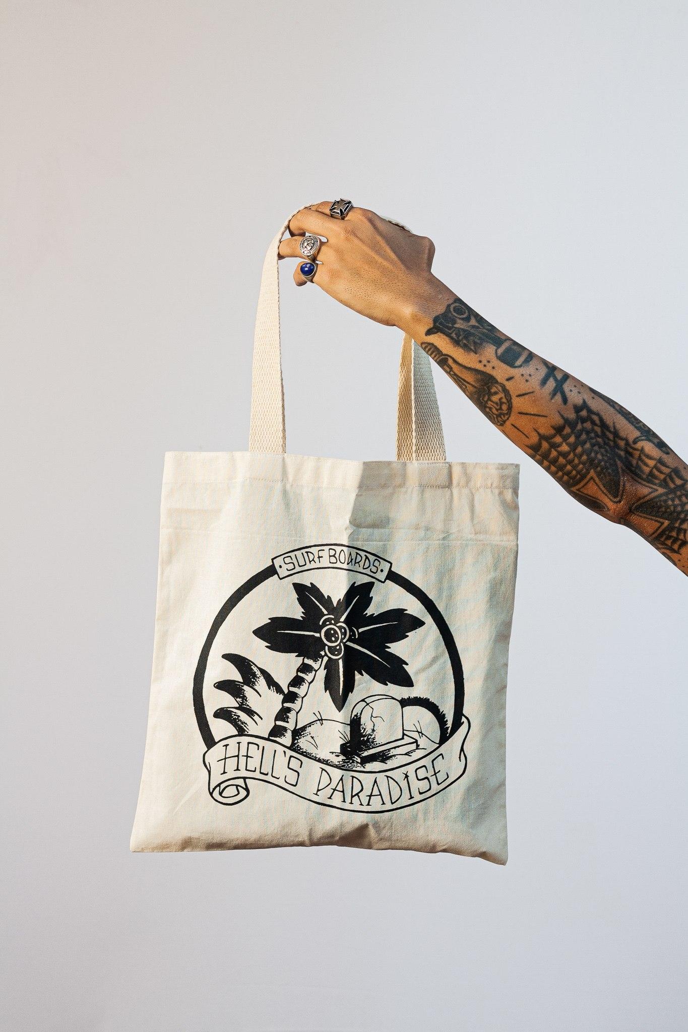Eco Bag Hell's Paradise