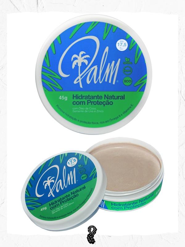 Hidratante & Protetor Natural para a Pele