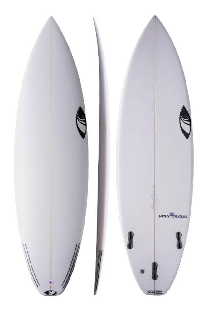 Holy Toledo | Sharp Eye Surfboards
