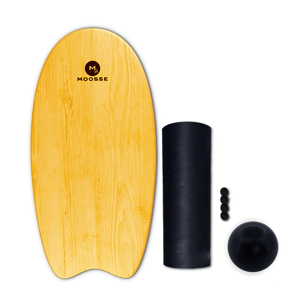 Kit Surfer - Modelo Clássico com Tubo Eco + Esfera | Balance Board