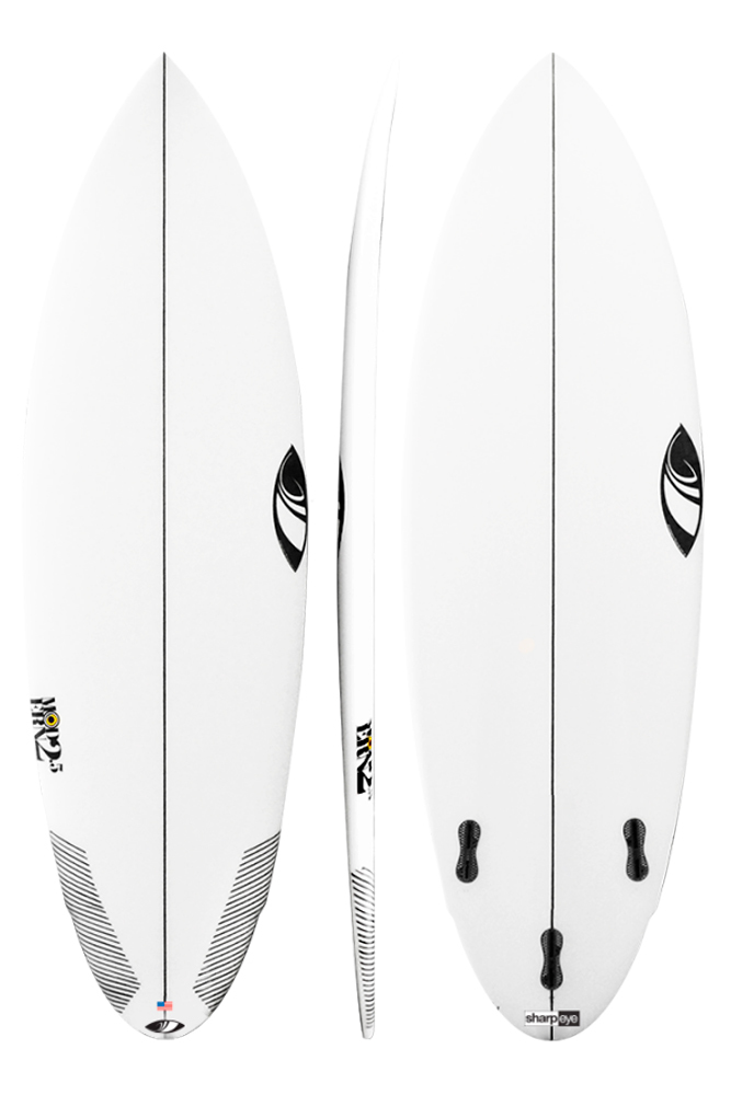 Modern 2.5 | Sharp Eye Surfboards