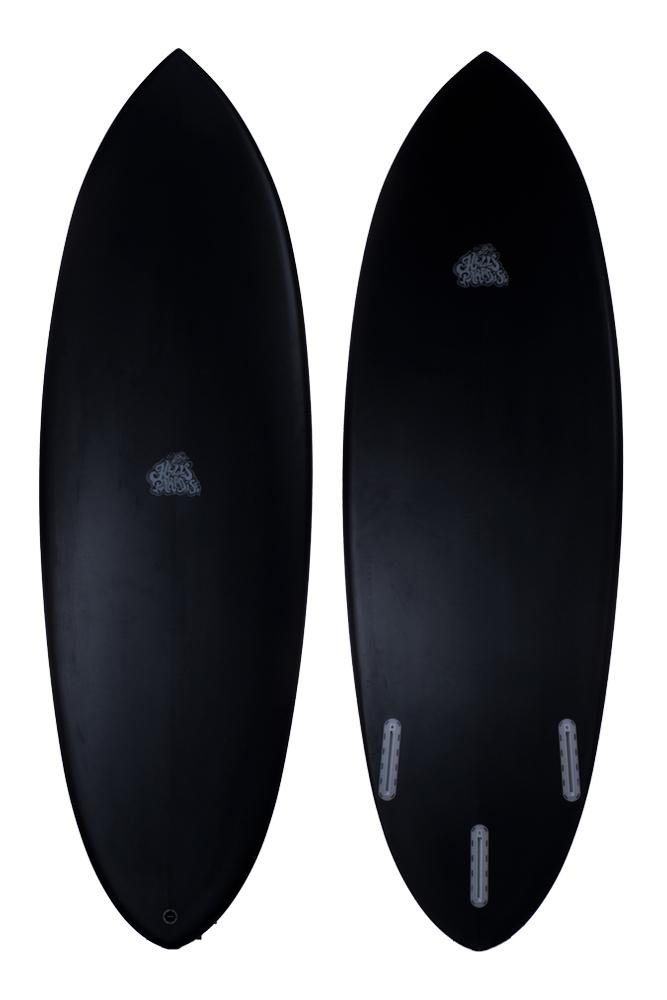 Shortboard RUDE BOY I Hell's Paradise